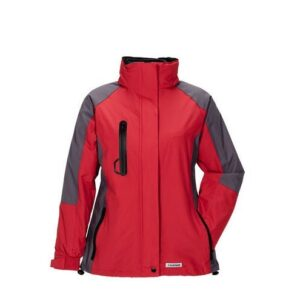 Planam Outdoor Shaoe Dames parka (3635) rood